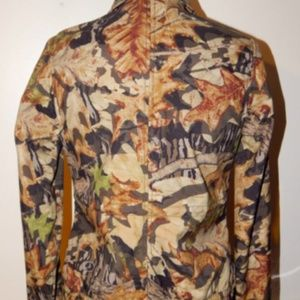 34770fe8258b adidas Jackets   Coats - Womens Adidas Montana Camo safety jacket in Mossy